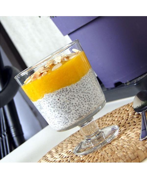 Herbata na zimno z pomarańczą